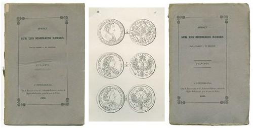Chaudoirs' Aperçu Sur Les Monnaies Russes