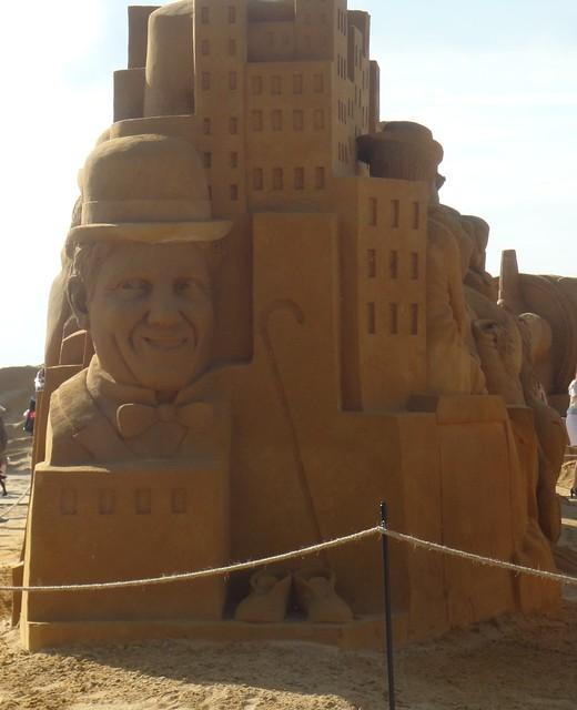 Sculpures sur sable Disney - News Touquet p.1 ! 14770321687_81cc295771_z