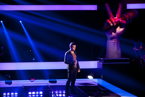 Rui Drumond no The Voice Portugal