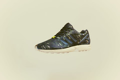 "adidas ZX Flux ""Camouflage"""