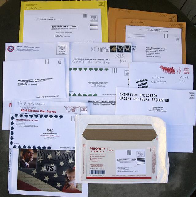 Big envelopes