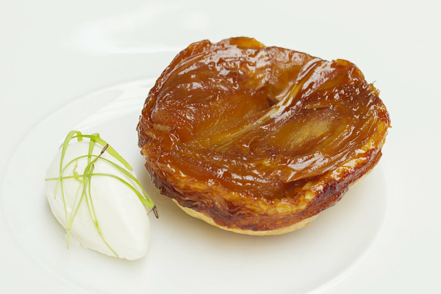 Apple Fennel Tart © ROH Restaurants 2014