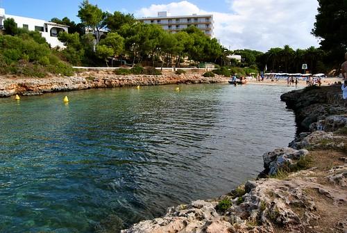 Cala en Blanes/ en Brut/ Cala en Forcat ( Menorca)