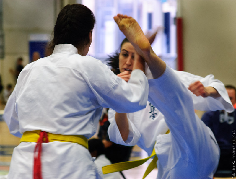 Australian Kyokushin Tournament 2014-7