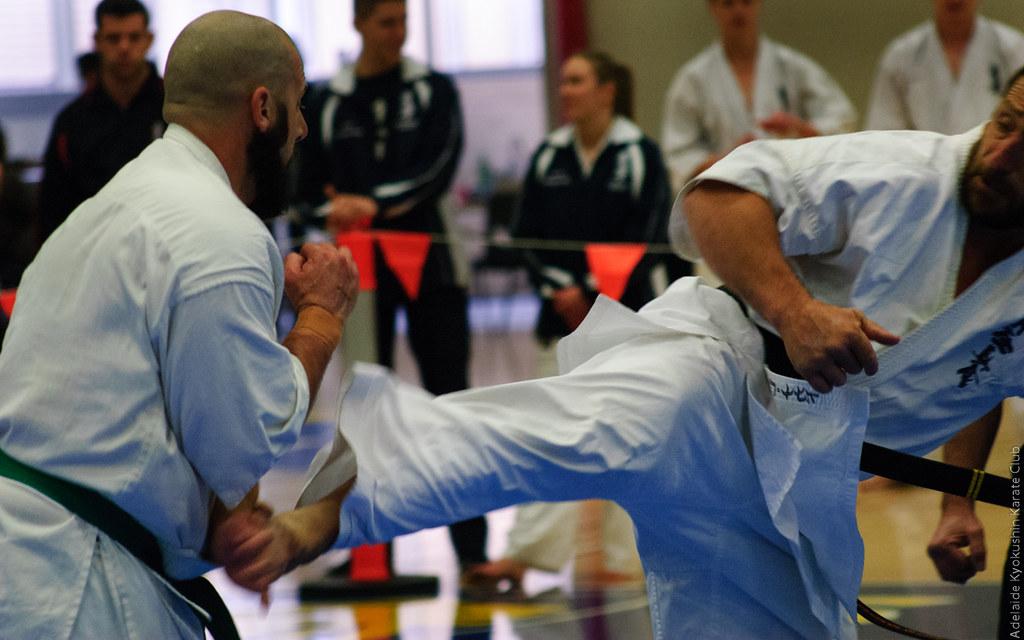 Australian Kyokushin Tournament 2014-11