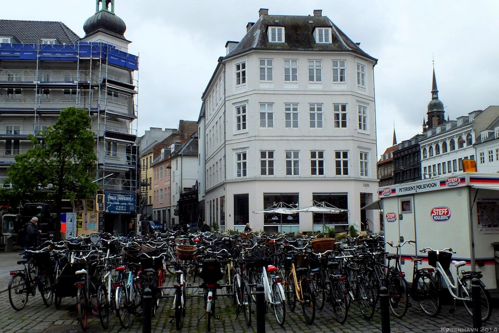 Højbro Square, København, Denmark