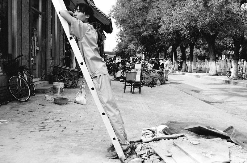 36/365: Ladder Nap
