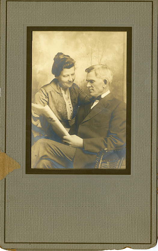 Grace and Norman Crowell, undated