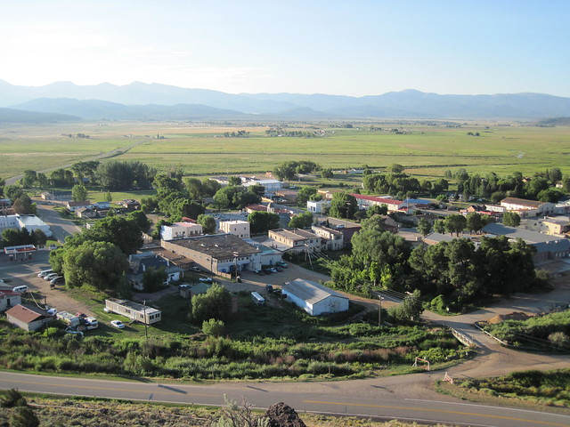 Picture from San Luis, Colorado