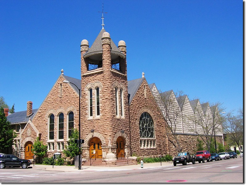 First United Methodist Church 1
