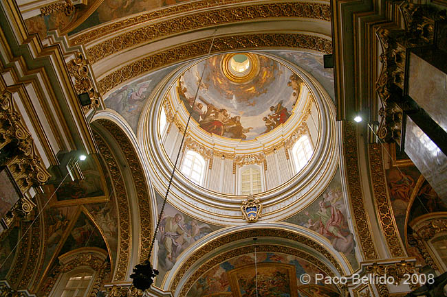 Cúpula de la Catedral de San Pawl. © Paco Bellido, 2008