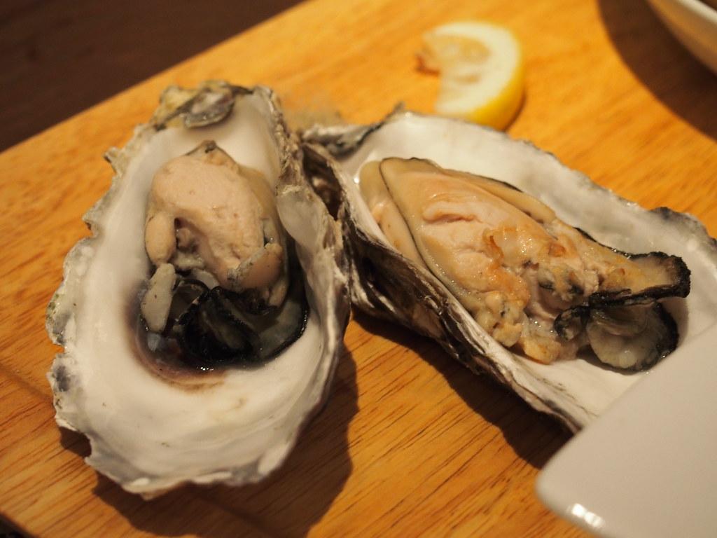 レインボーキッチン_焼牡蠣