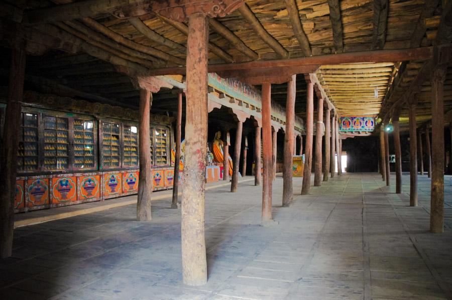 Монастыри Ладакха (Монастыри малого Тибета) © Kartzon Dream - авторские путешествия, авторские туры в Ладакх, тревел фото, тревел видео, фототуры