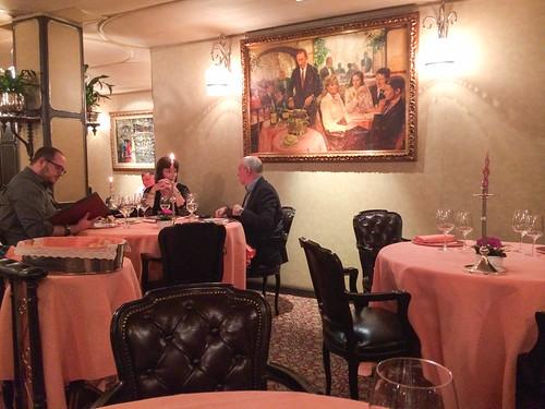 Restaurante Via Veneto - Barcelona