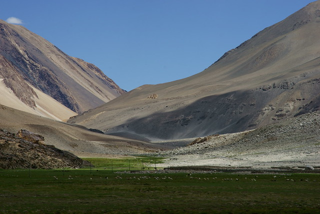 Sky high valley. Ladakh, 09 Aug 2014. 437