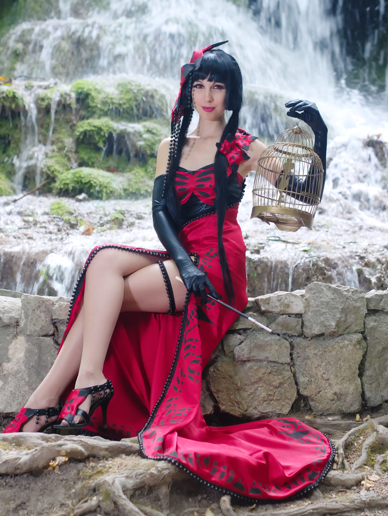 related image - Shooting Yuuko Ichihara - Melisandre - Parc de St Pons - 2014-07-20- P1890031