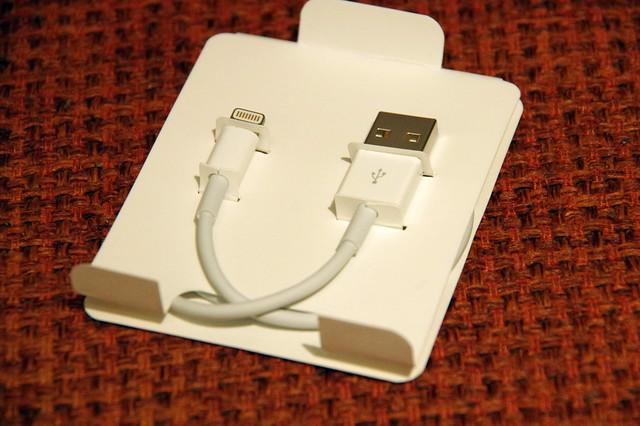 Lightning - USBケーブル(0.5 m)_005