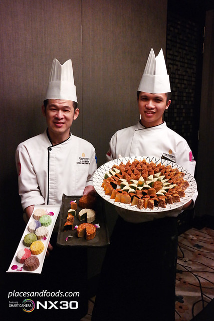 intercontinental hotel chinese chefs