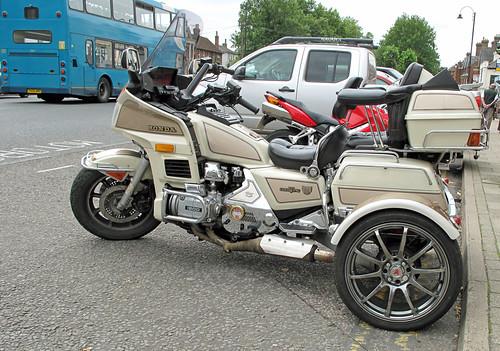 Honda Goldwing 1200 Aspencade SE-i Trike
