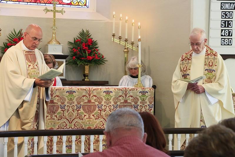 Rector and Rector Emeritus