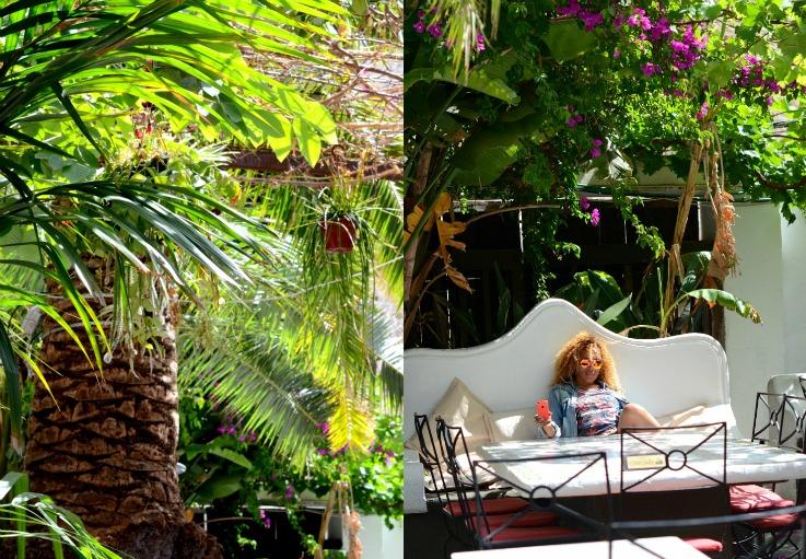 Collage La Brasa Ibiza