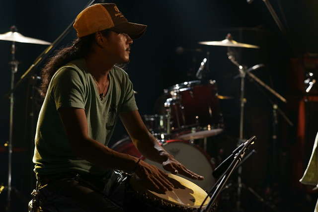 100 FEET live at 獅子王, Tokyo, 16 Aug 2014. 104