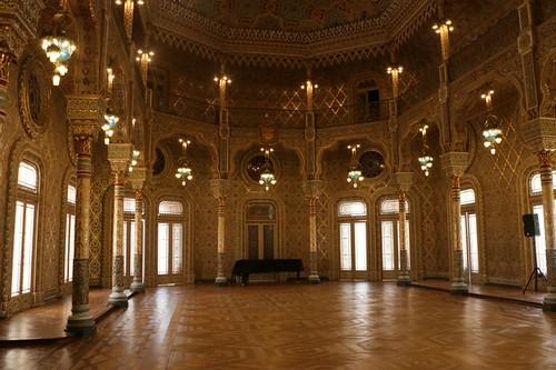 Palácio da Bolsa: interni