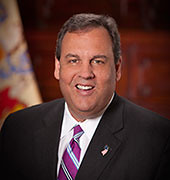 Chris Christie Official Portrait