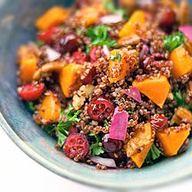 Red Quinoa with Roas