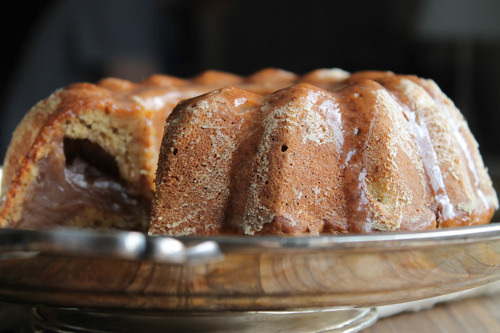 bundt banana bread recipe