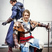 Leon Chiro and Rick Boer - Edward Kenway and Arno Cosplay from Assassin's Creed