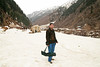 Me on Road toward Kaghan Naran