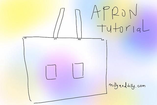 Utilitarian Apron Tutorial
