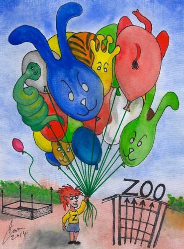Week 37 Balloons