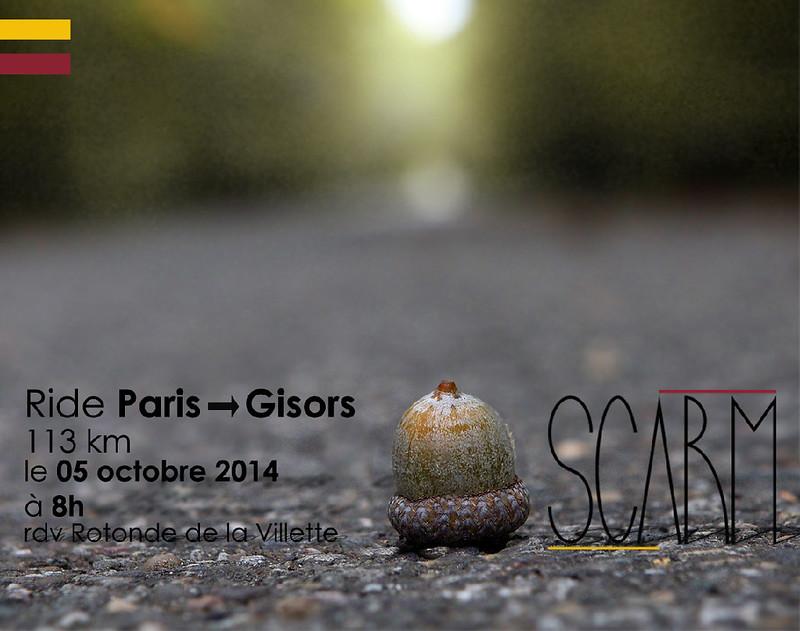 Paris-Gisors en SCARMovision le 5/10/2014 15002400680_5c4236f88c_c