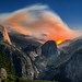 Yosemite Fire by mikeSF_
