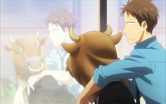 Gekkan Shoujo Nozaki-kun Episode 8 Image 33