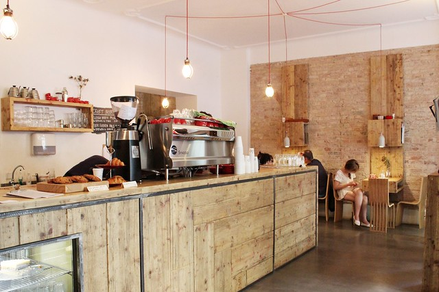 Kaffeeklatsch: Silo Coffee (Berlin)