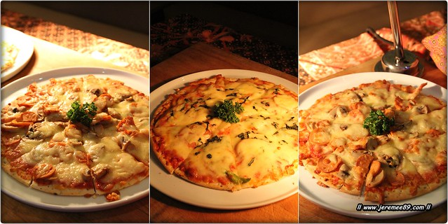 Italian Buffet @ G Cafe - Pizza