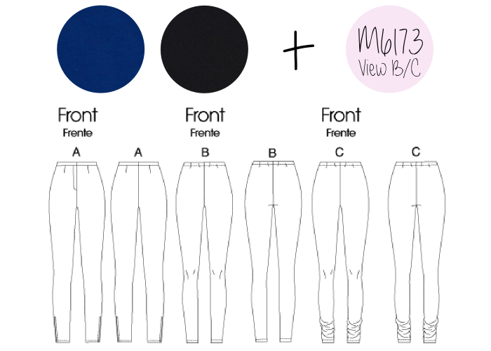 M6173 Leggings