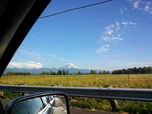 Mt. Rainier July 2014