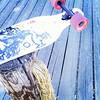 Let it flow. Let's ride! @arborskateboards