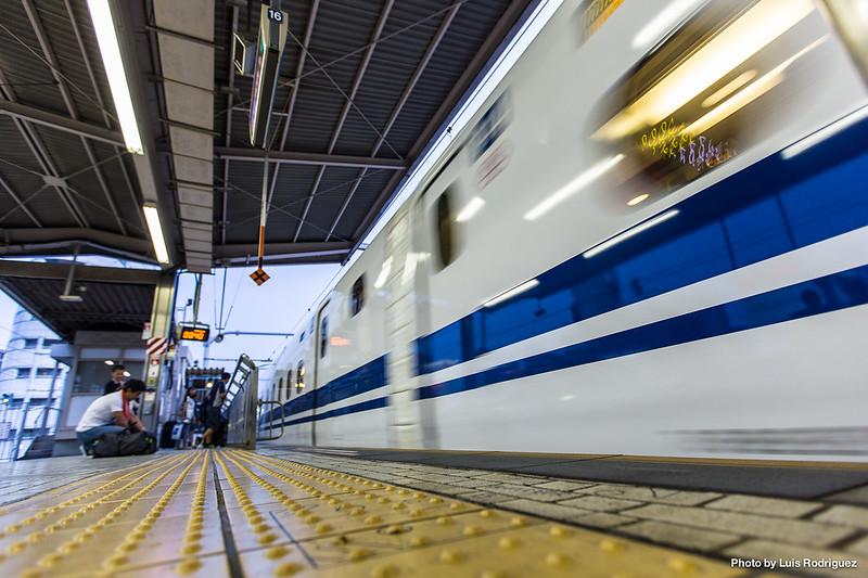 Shinkansen de la serie N700