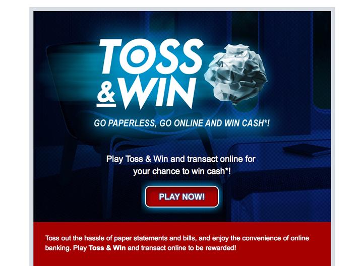 UOB TOSS & WIN ONLINE 1