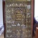Small photo of Filigreed altar screen