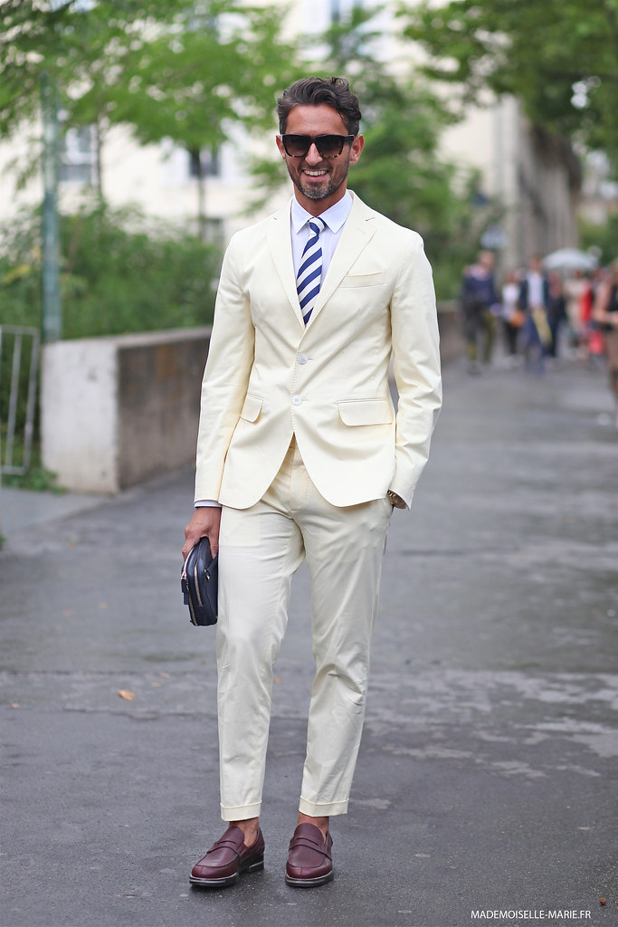 Simone Marchetti at Paris fashion week Haute Couture