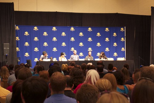 Arrow: Dual Identities panel