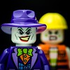 Haven't you heard of the healing power of laughter? #lego #legobatman #batman #thejoker