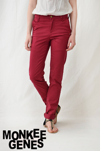 Monkee Genes Slim Fit Chinos