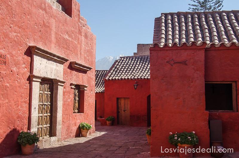 convento de Santa Catalina en Arequipa